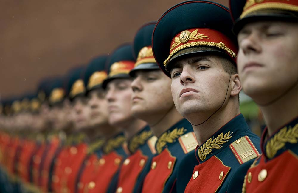 Military gets new respect with World aid 1 person people military formation soldier army 1252983