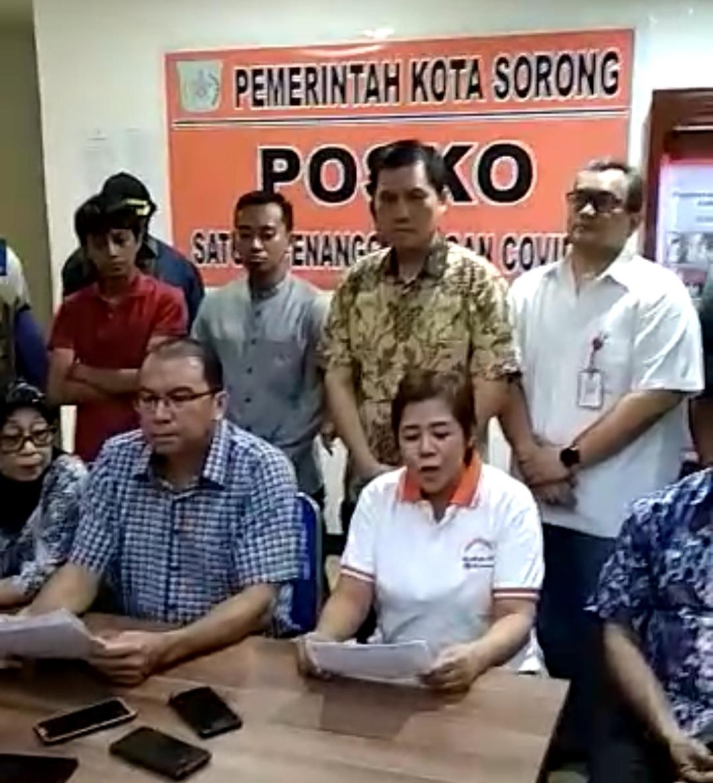 5 Orang di Kota Sorong Berstatus PDP Virus Corona 9 20200321 115111
