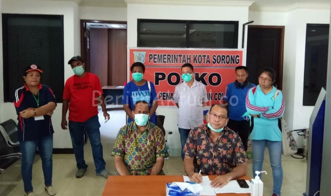 Satu Pasien PDP Corona di Kota Sorong Meninggal Dunia 3 20200326 184020