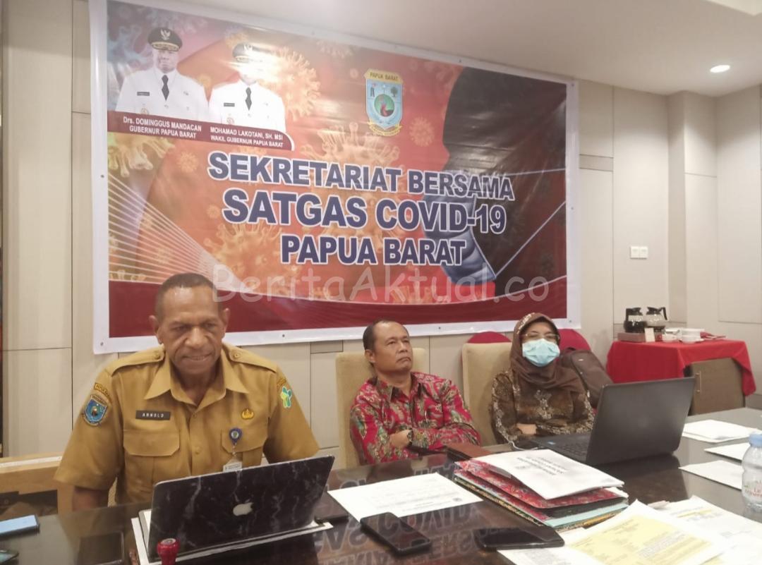 Di Papua Barat, Jumlah ODP 127 Dan PDP 7 Orang 1 20200327 003743