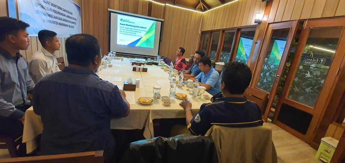 P3MD Mansel Komit Berikan Perlindungan Jaminan Hari Tua Bagi Aparatur Kampung 3 IMG 20200314 WA0025