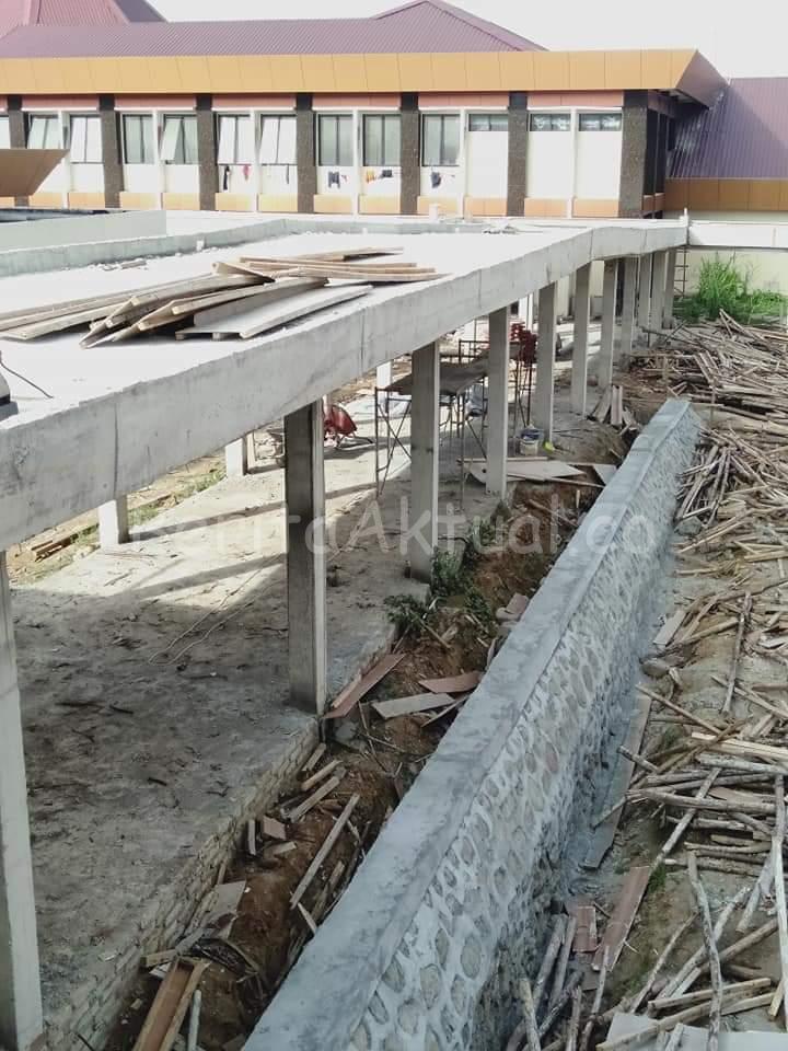 Pantau Kesiapan RSUD Manokwari, Mandacan: Fasilitas Harus Siap Jika Pasien Terinfeksi Corona Membludak 3 IMG 20200316 WA0025 1