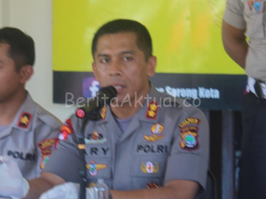 Kapolres Sorong Kota: Kasus Oknum Perwira Polisi Tidak Akan Ditutupi 1 IMG 20200319 WA0013