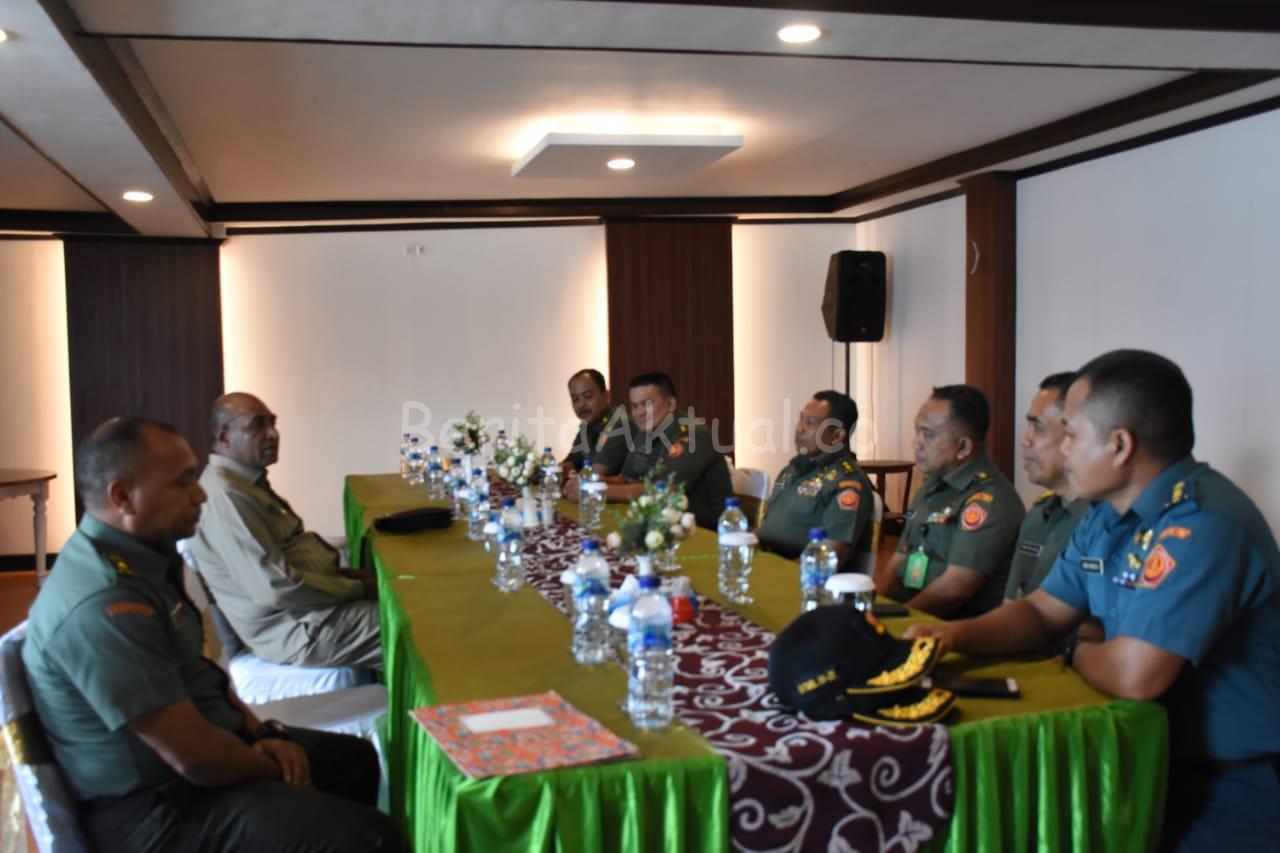 Kodam XVIII Kasuari Manokwari Akan Miliki Pengadilan Militer, Ini Persiapannya 5 IMG 20200320 WA0132