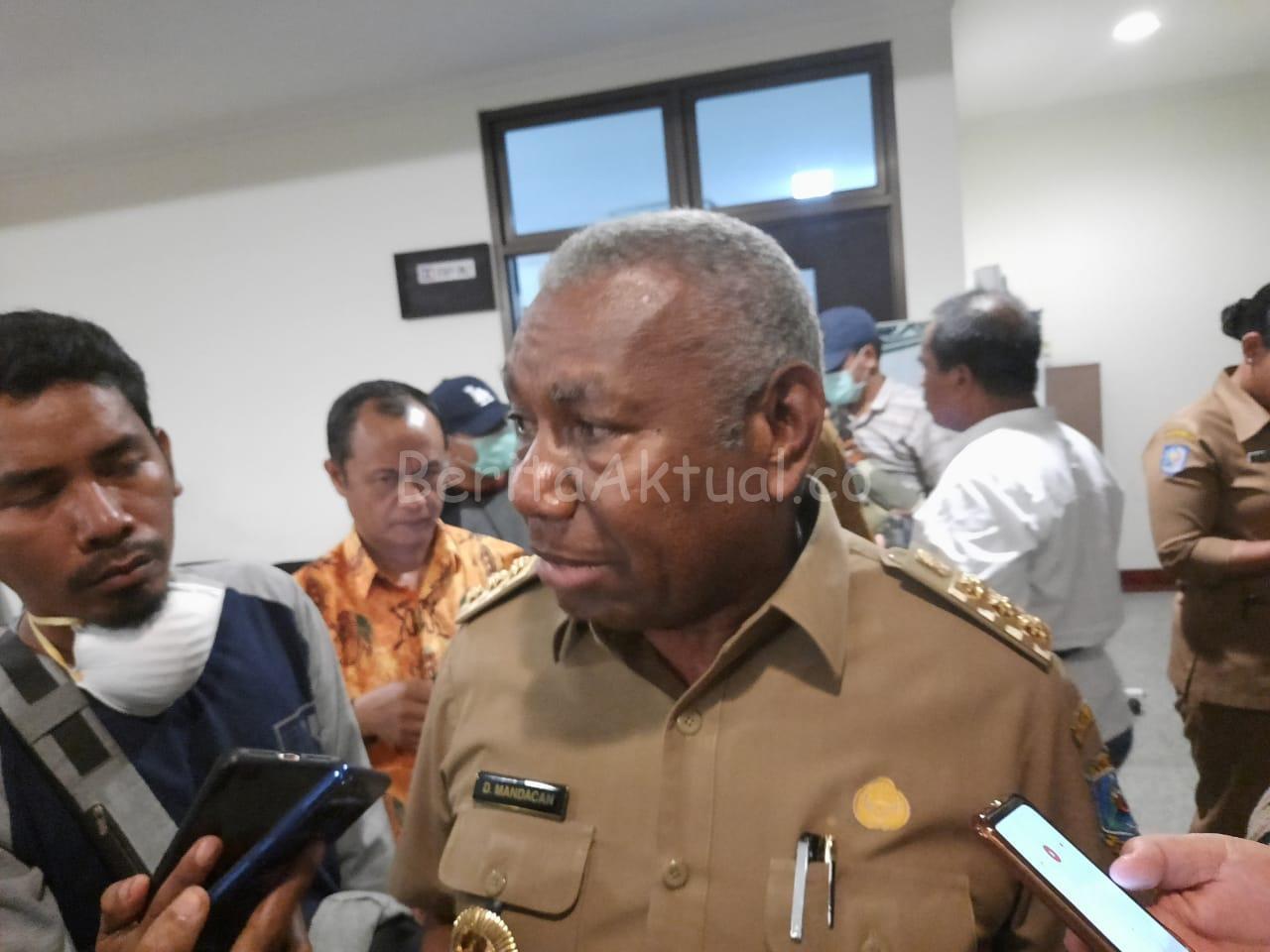 Gubernur: Jika Papua Barat Lockdown Perekonomian Akan Goyah 26 IMG 20200325 WA0004