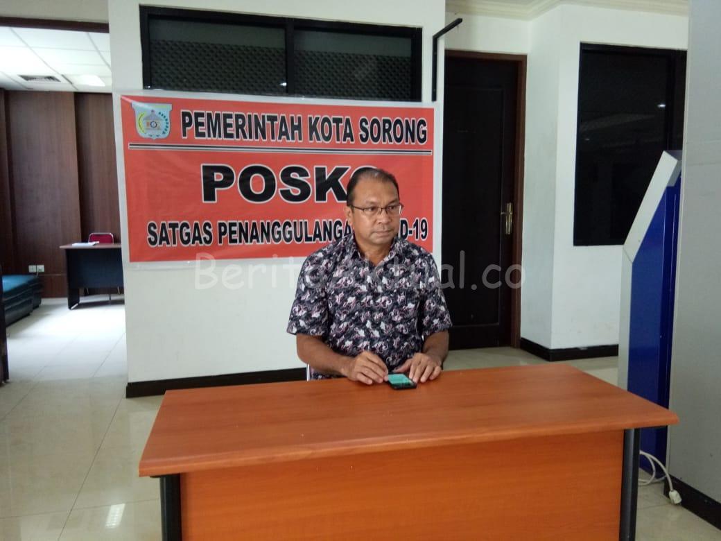 Dari 92 Orang 8 Dinyatakan Selesai Dalam Pemantauan, Kini Jumlah ODP di Kota Sorong 84 25 IMG 20200330 WA0013