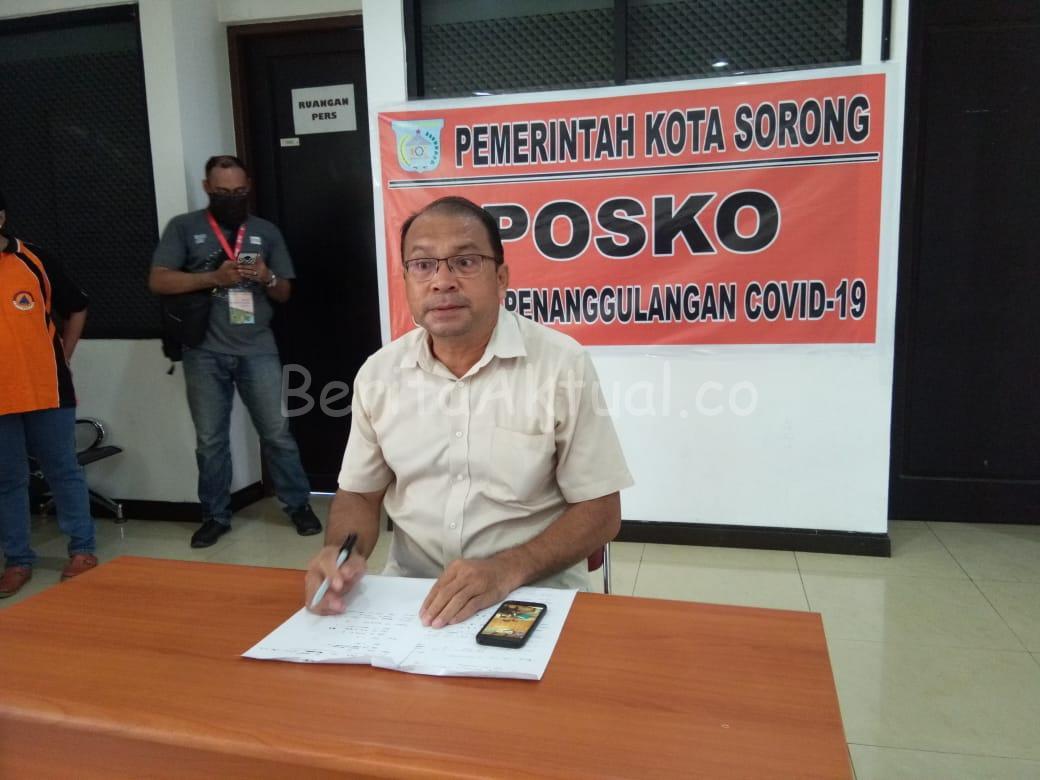 Belum Sempat Diambil Sampel, 1 PDP di Kota Sorong Meninggal 3 IMG 20200331 WA0018