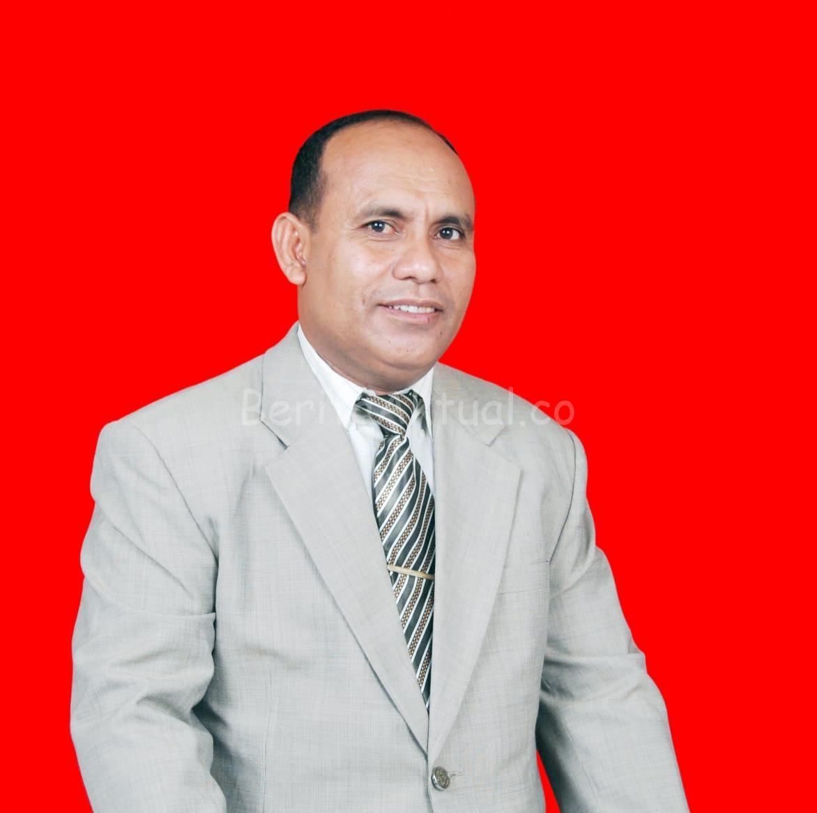 Sanusi Rahaningmas Minta DPR PB Kawal Bantuan Sembako Dari Pemprov ke Wilayah Sorong Raya 1 20200424 150923