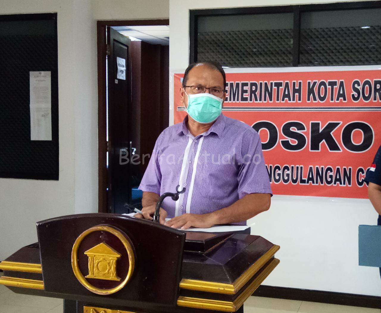 Pemkot Sorong Siapkan Lahan Pemakaman Jenazah Covid-19 di Kilometer 12 Masuk 1 IMG 20200404 WA0041