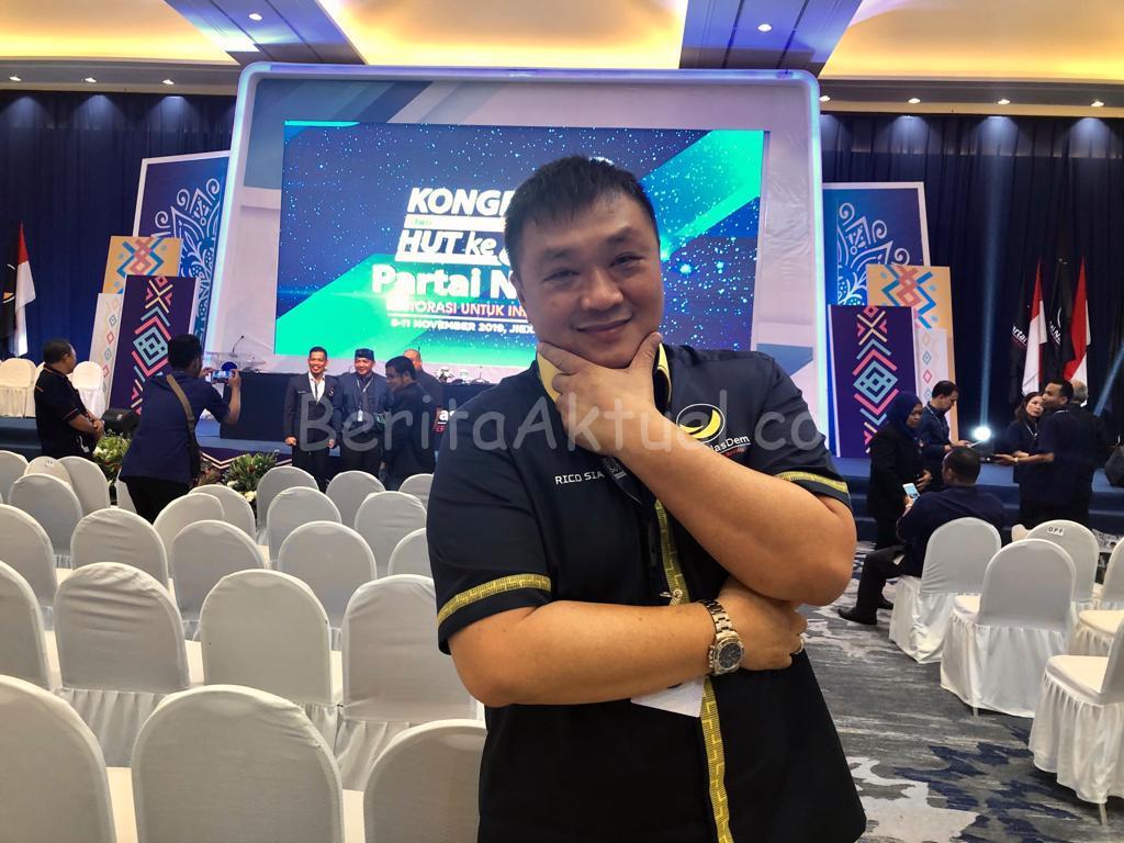 Rico Sia: Komisi X DPR Usul Relokasi Dana 500 Miliar Bantu Pelaku Wisata Dan Ekonomi Terdampak Corona 1 IMG 20200408 WA0071