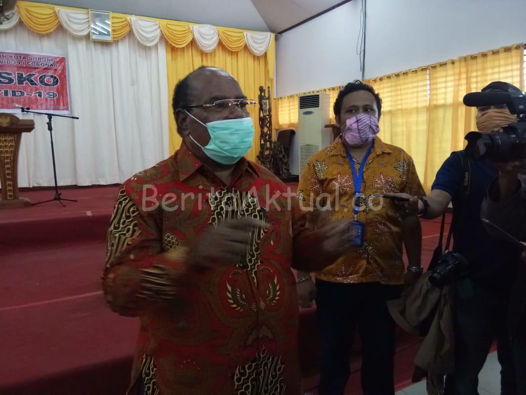 Pemkot Sorong Gelontorkan Dana 2 Miliar Tangani Covid-19 24 IMG 20200410 WA0003