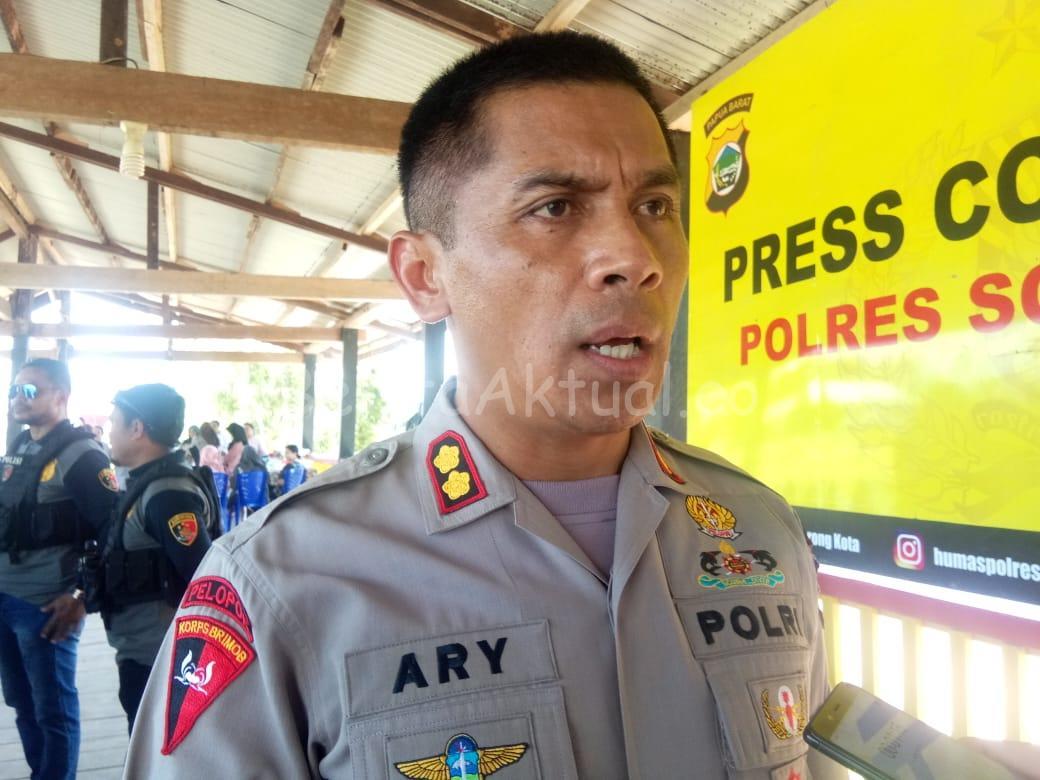 Selama Pandemi Corona, Kasus Kejahatan di Kota Sorong Meningkat 1 IMG 20200410 WA0046