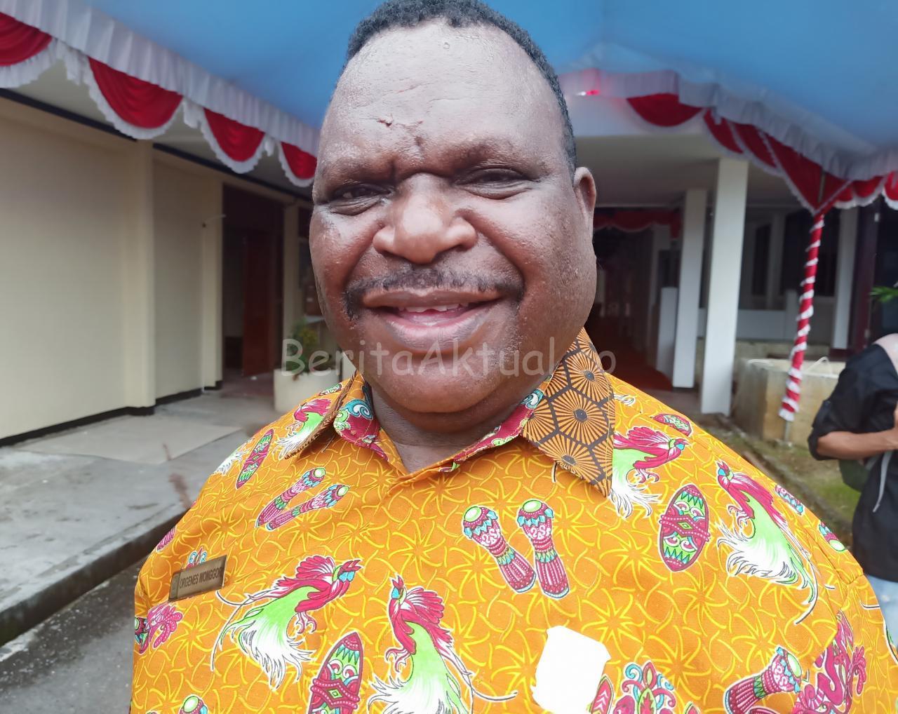 Ketua DPR Papua Barat Relokasi Anggaran Dewan Rp10,5 Miliar Cegah Covid-19 1 IMG 20200414 WA0078
