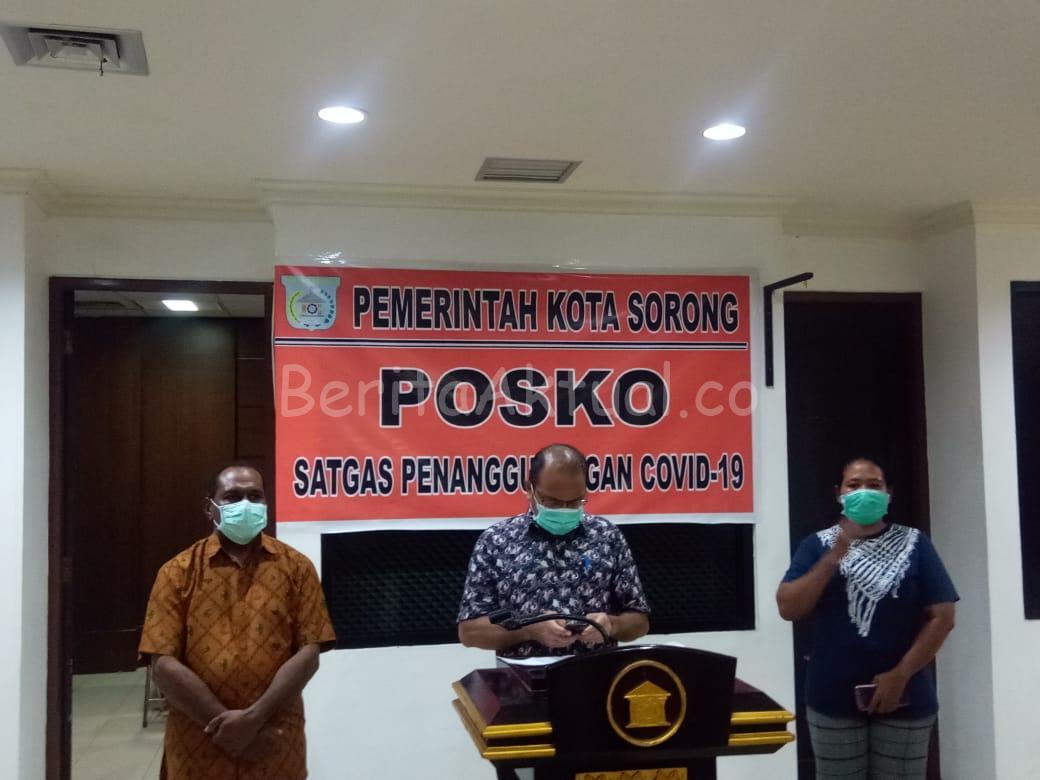 Jumlah Pasien Positif Covid-19 di Kota Sorong Bertambah Jadi 4 Orang 3 IMG 20200419 WA0066