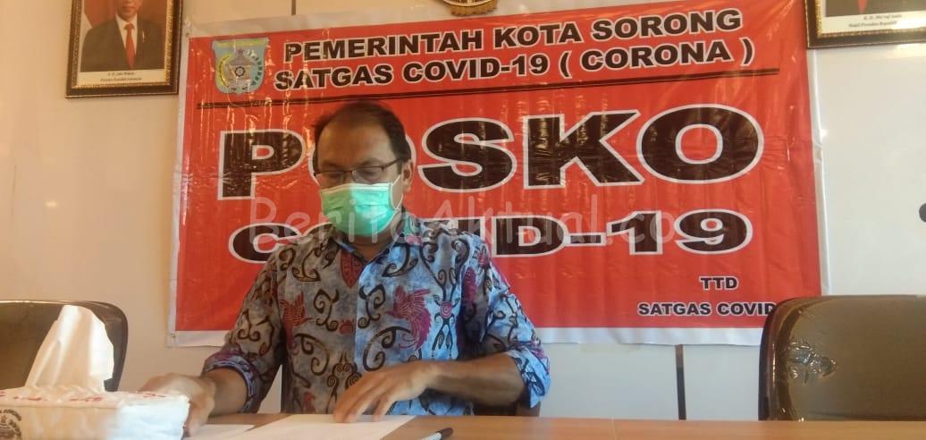 Pasien Positif Covid-19 di Kota Sorong Bertambah 1 Orang Total 5 Orang 16 IMG 20200421 WA0021