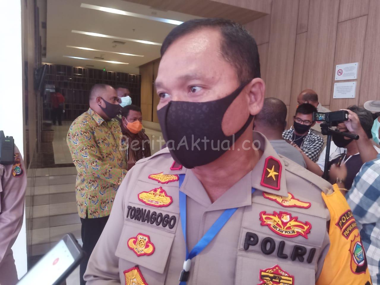 Polda PB Bentuk Tim Khusus Kejar Pelaku Begal Dan Curas di Manokwari Dan Sorong 1 IMG 20200424 WA0044