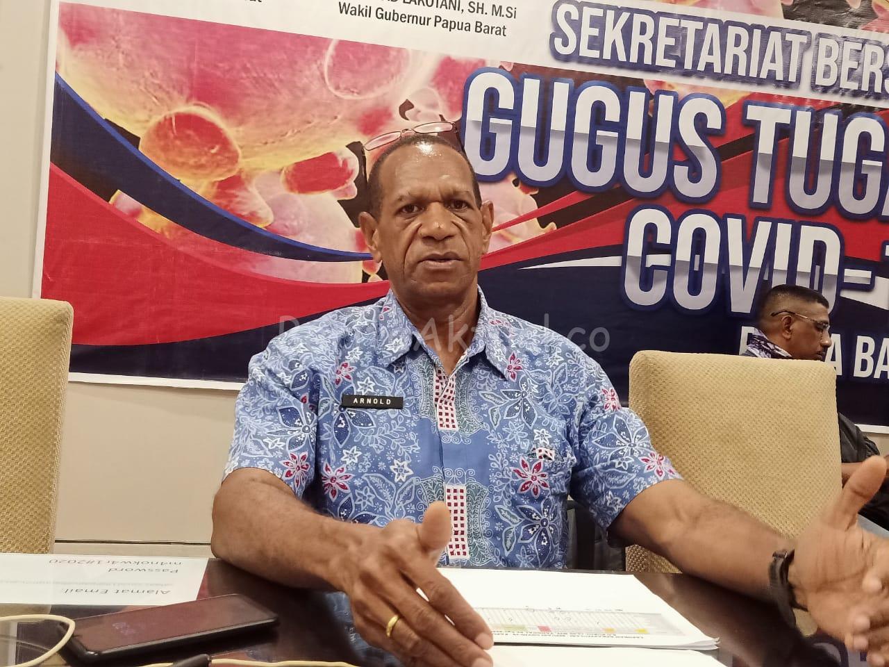 Pasien Positif Corona di Papua Barat Hari Ini 28 April Naik Dua Kali Lipat 2 IMG 20200427 WA0032