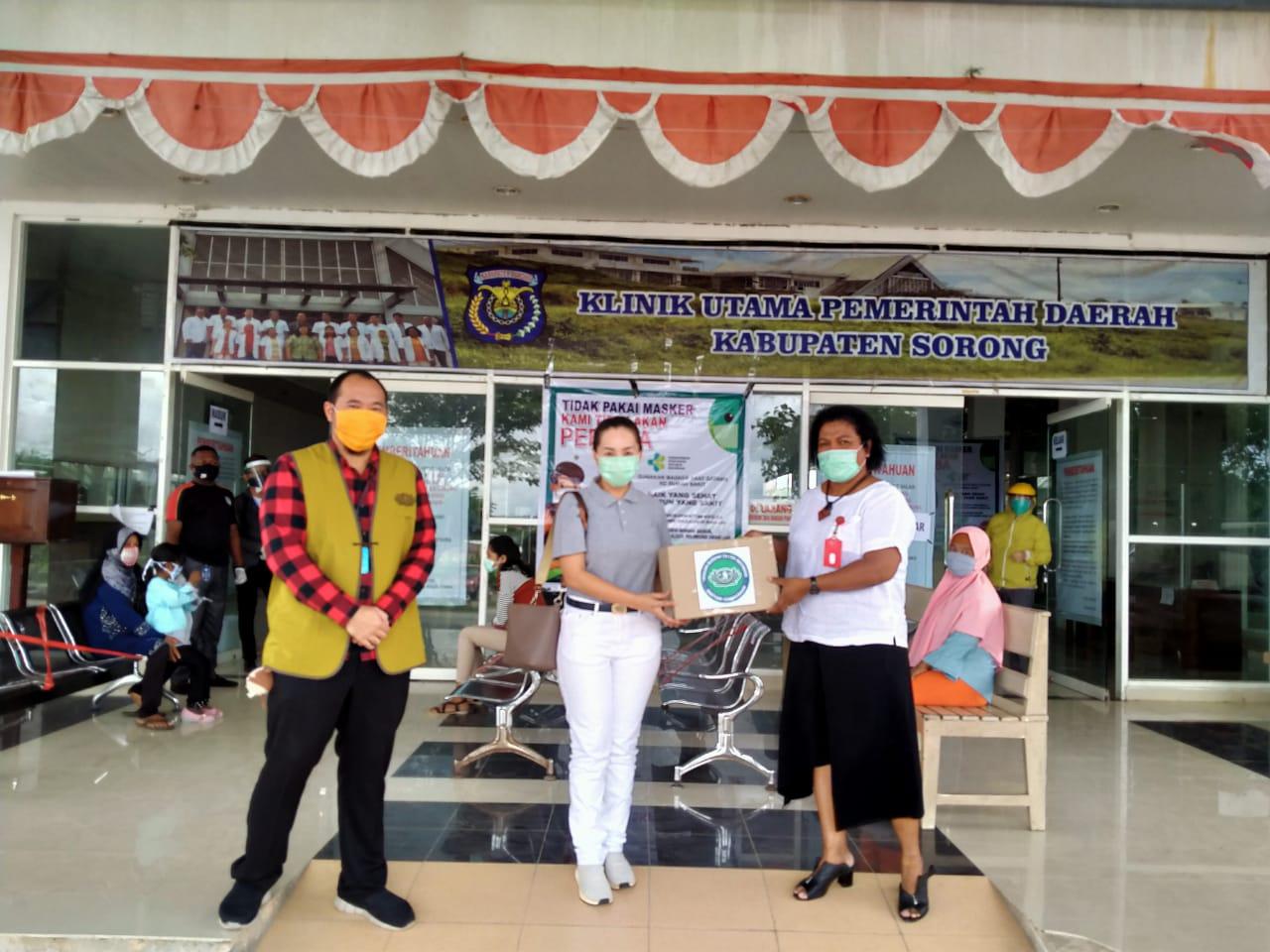 Yayasan Buddha Tzu Chi Indonesia di Sorong Bagi 200 Rapid Test ke 3 Rumah Sakit 2 IMG 20200429 WA0034