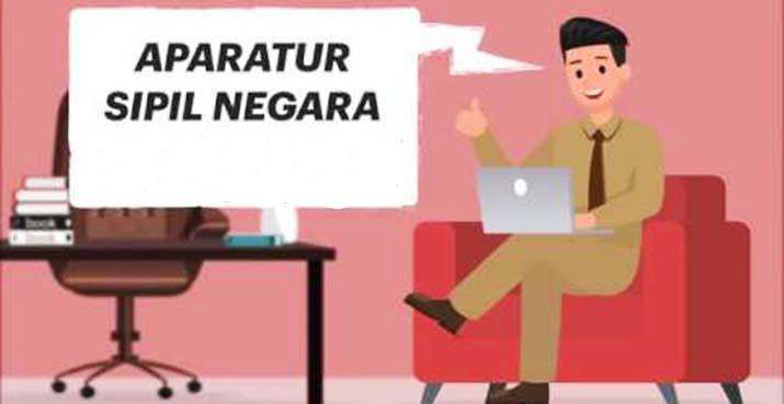 Pemkab Bintuni Perpanjang ASN Bekerja Dari Rumah Sampai 21 April 2 ilustrasi asn