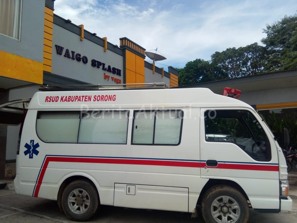 Waigo Hotel Jadi Tempat Karantina Tim Medis 2 IMG 20200501 WA0048