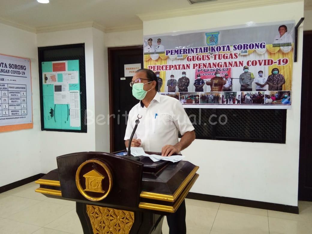 Lagi, Satu PDP di Kota Sorong Meninggal 3 IMG 20200505 WA0023