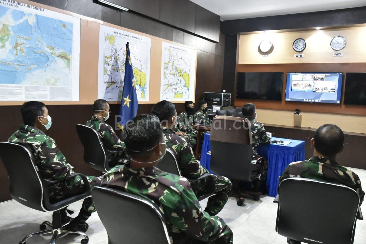 Kasal Resmikan Lima Sarana Prasarana Komando Armada III Sorong 4 IMG 20200506 WA0031