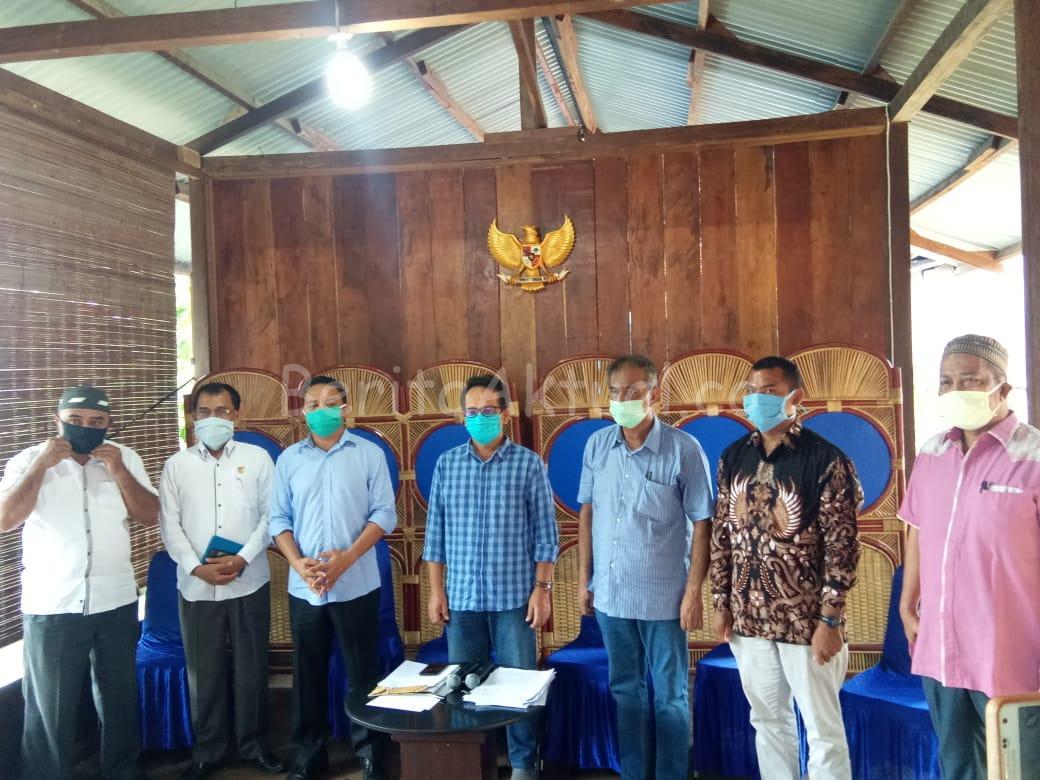 DPRD Minta Pemkot Sorong Realokasi APBD 2020 Tangani Covid-19 4 IMG 20200507 WA0034