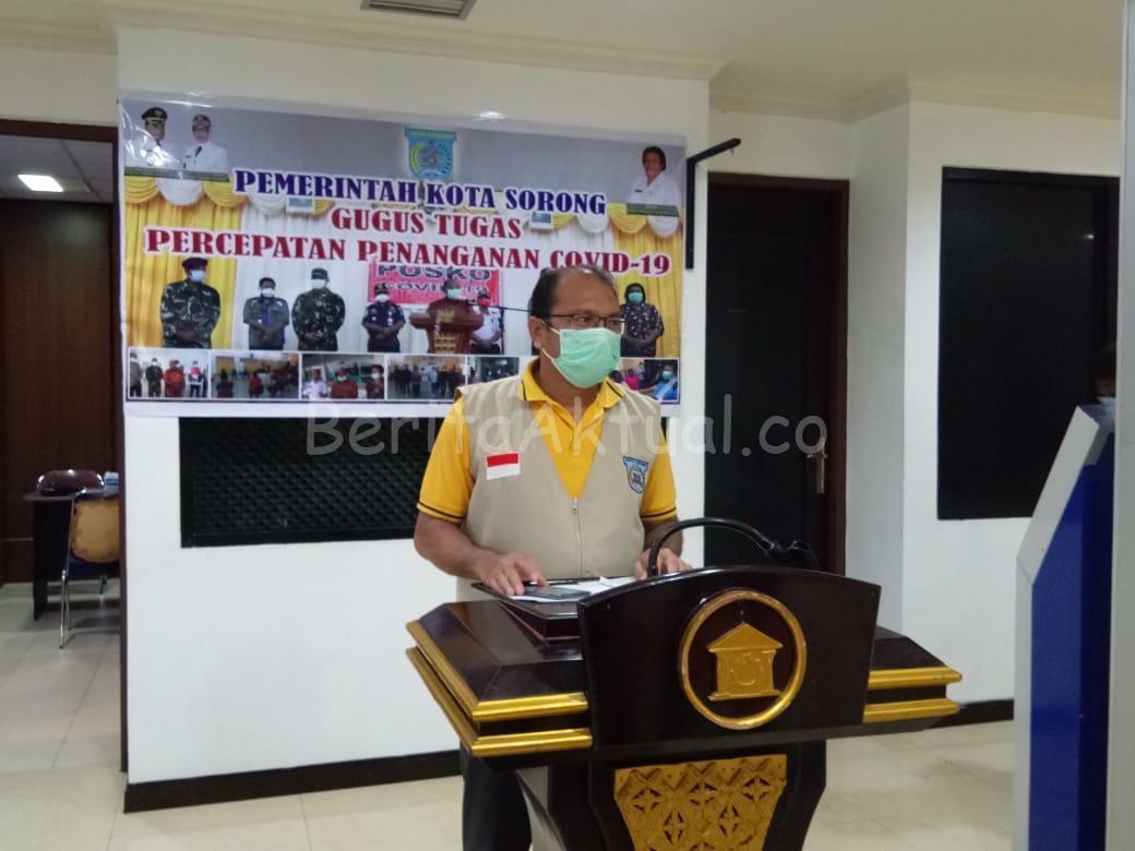 Pasien Positif Corona di Kota Sorong Bertambah 11 Orang, 8 Dari Kompleks Jembatan Puri 27 IMG 20200516 WA0030