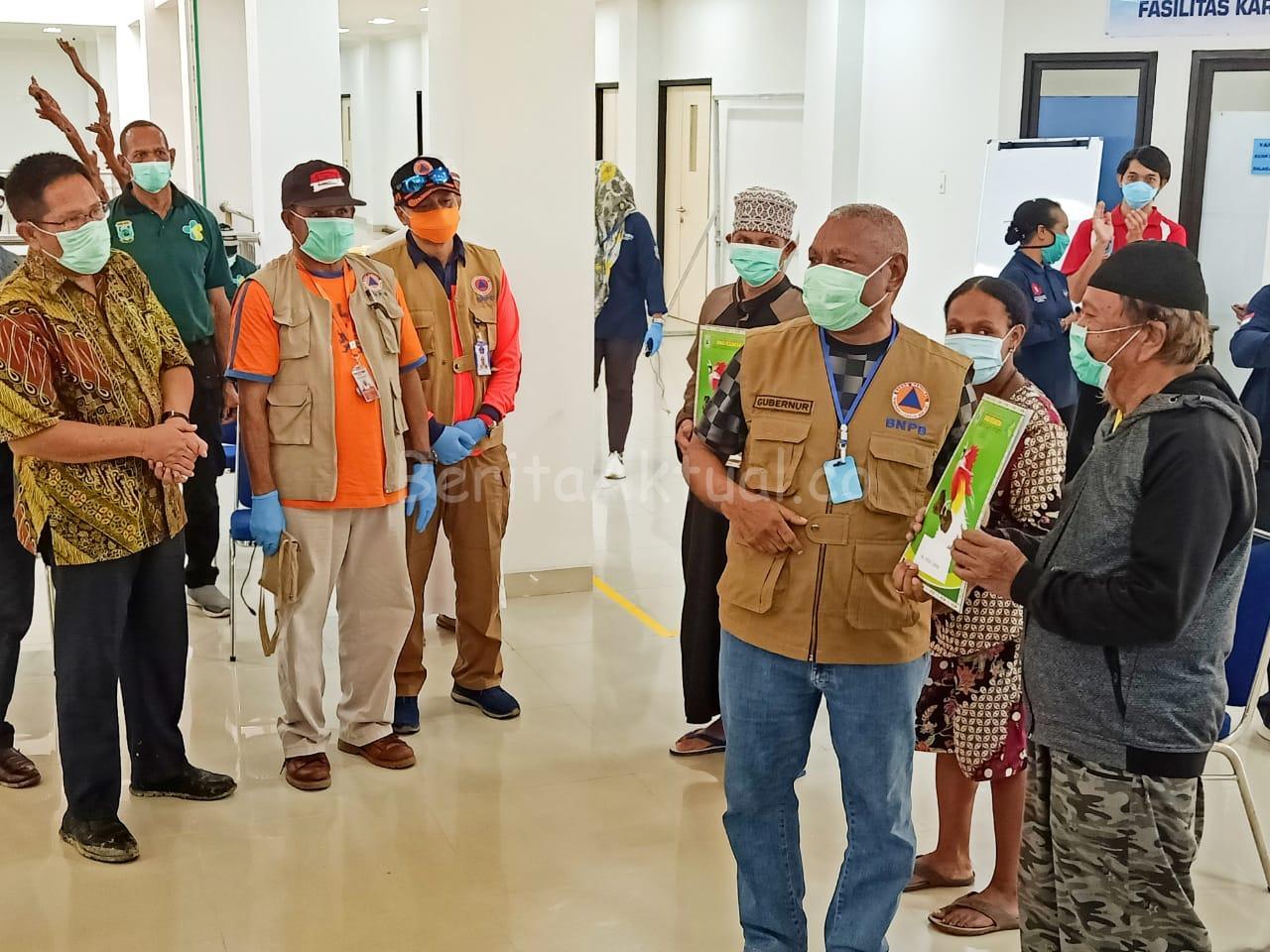 Tiga Pasien Manokwari Sembuh Corona, Gubernur PB: Warga Jangan Tolak Mereka 1 IMG 20200516 WA0035