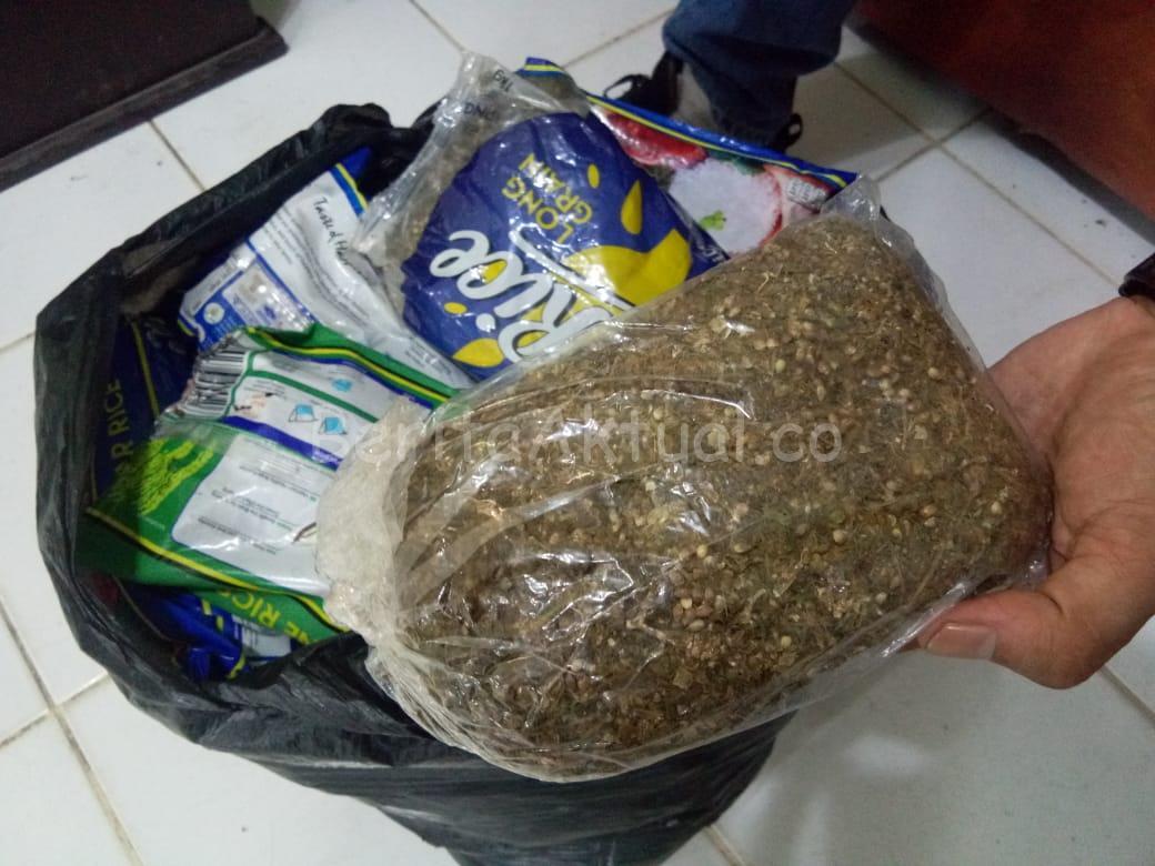 Polres Sorong Kota Amankan 6,8 Kilogram Ganja Dari Jayapura 1 IMG 20200518 WA0076