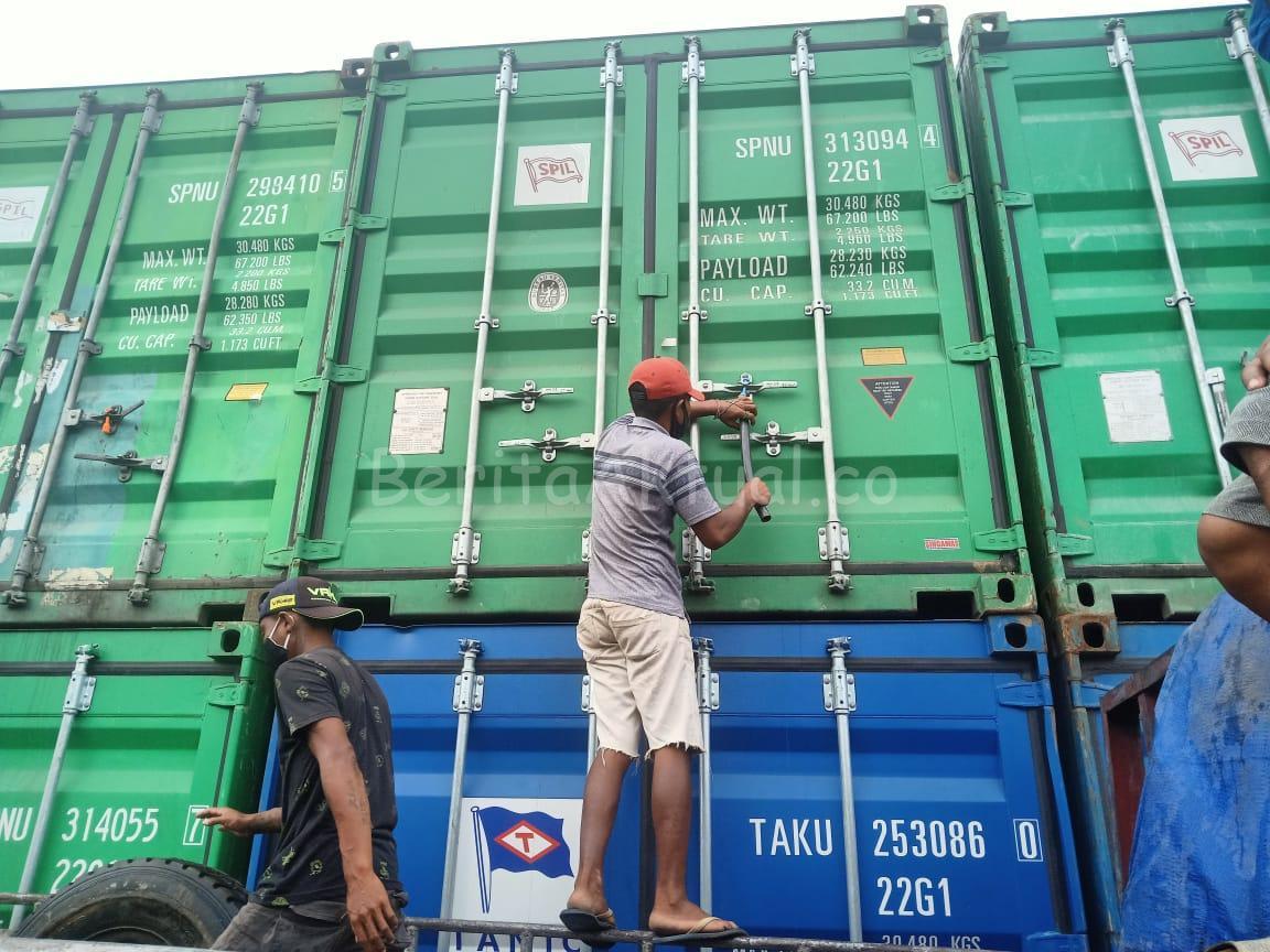 Sikapi Warga Terdampak C-19, 5000 Paket Bama Dari NasDem Peduli Dan Rico Sia Tiba di Sorong 2 IMG 20200519 WA0025