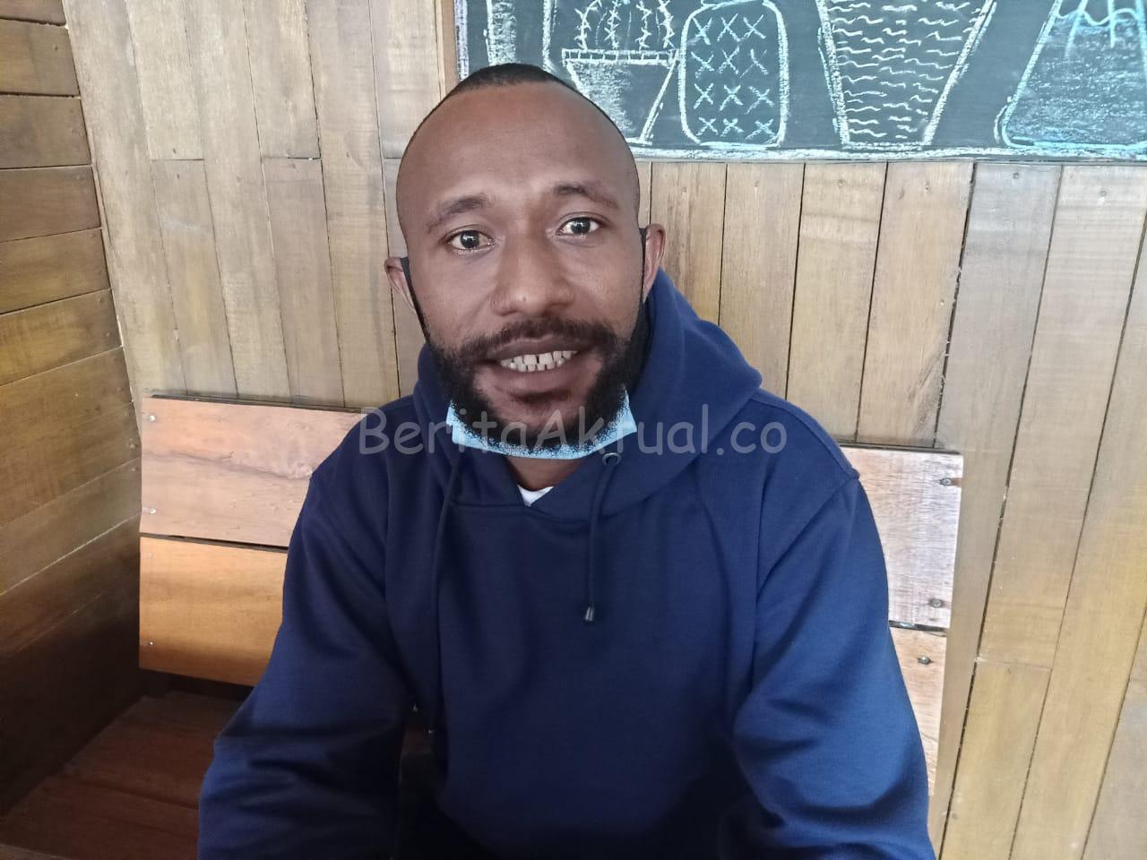 Ketua GMNI Manokwari: Karantina Terpusat Penting Sembuhkan OTG Dan ODP 4 IMG 20200520 WA0088