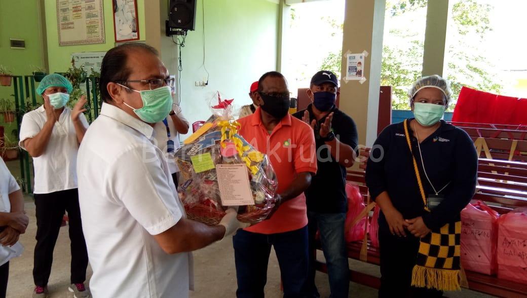 Paguyuban Karyawan BP Indonesia Beri Bantuan Susu Dan Jus Untuk Tenaga Medis di Kota Sorong 2 IMG 20200527 WA0019