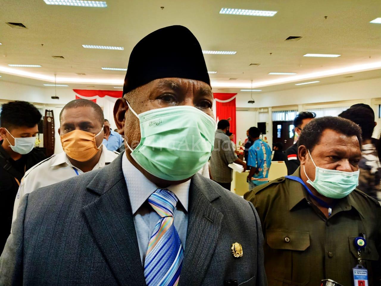 Mandacan: Papua Barat Siap Ikuti New Normal Jika Ada Instruksi Dari Pusat 1 IMG 20200528 WA0073