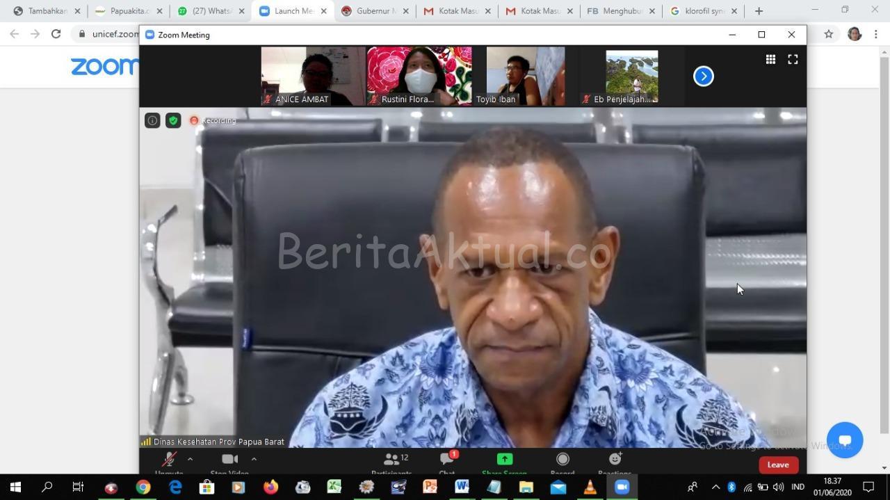Ini Daftar Lima Kabupaten di Papua Barat Yang Berlakukan New Normal 1 IMG 20200601 WA0044