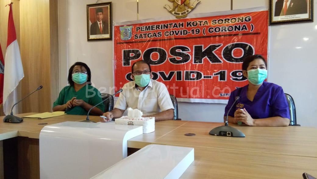 Pasien Positif Covid-19 di Kota Sorong Kini Berjumlah 56 Orang 1 IMG 20200603 WA0025