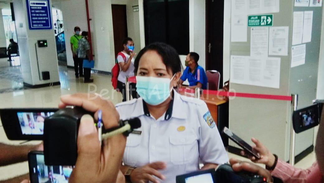 Gugus Tugas Covid-19 Kota Sorong Telah Keluarkan 1.017 Surat Izin Keluar Masuk 2 IMG 20200610 WA0016