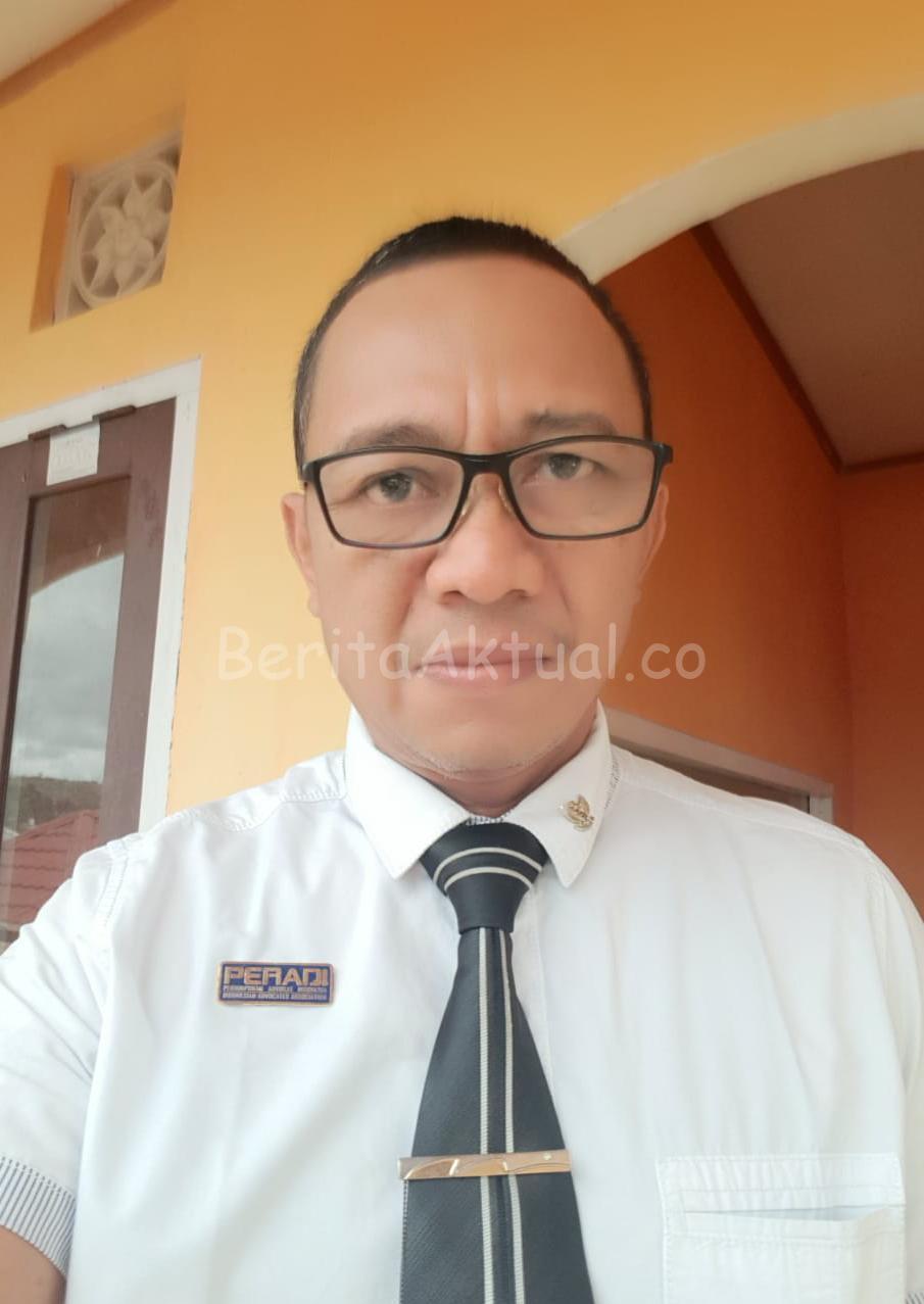 Diduga Memalsukan Surat, Disperindag Papua Barat Dilaporkan ke Polres Manokwari 9 IMG 20200611 WA0016