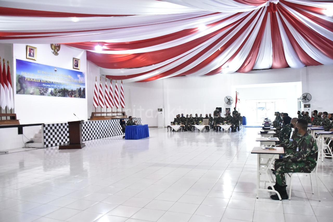 Perekrutan Bintara Dan Tamtama di Koarmada III Sorong Prioritaskan Putra Daerah 2 IMG 20200612 WA0017