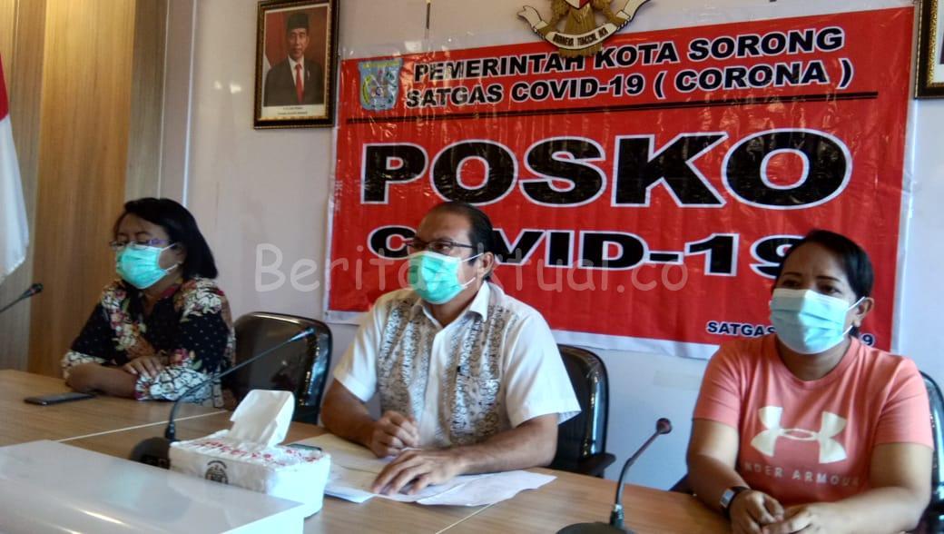 Tambah 1 PDP Positif Covid-19, Jumlah Keseluruhan di Kota Sorong 68 orang 15 IMG 20200614 WA0000