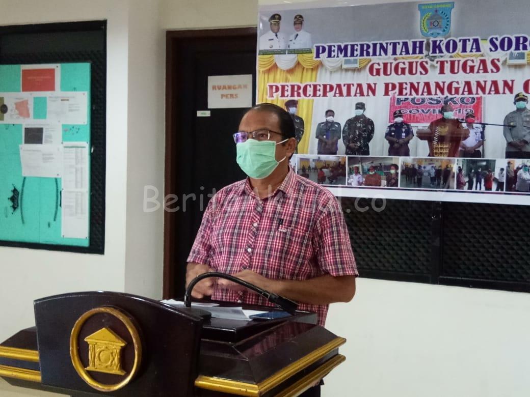 Pasien Sembuh Covid-19 di Kota Sorong Bertambah Jadi 35 Orang 4 IMG 20200619 WA0036