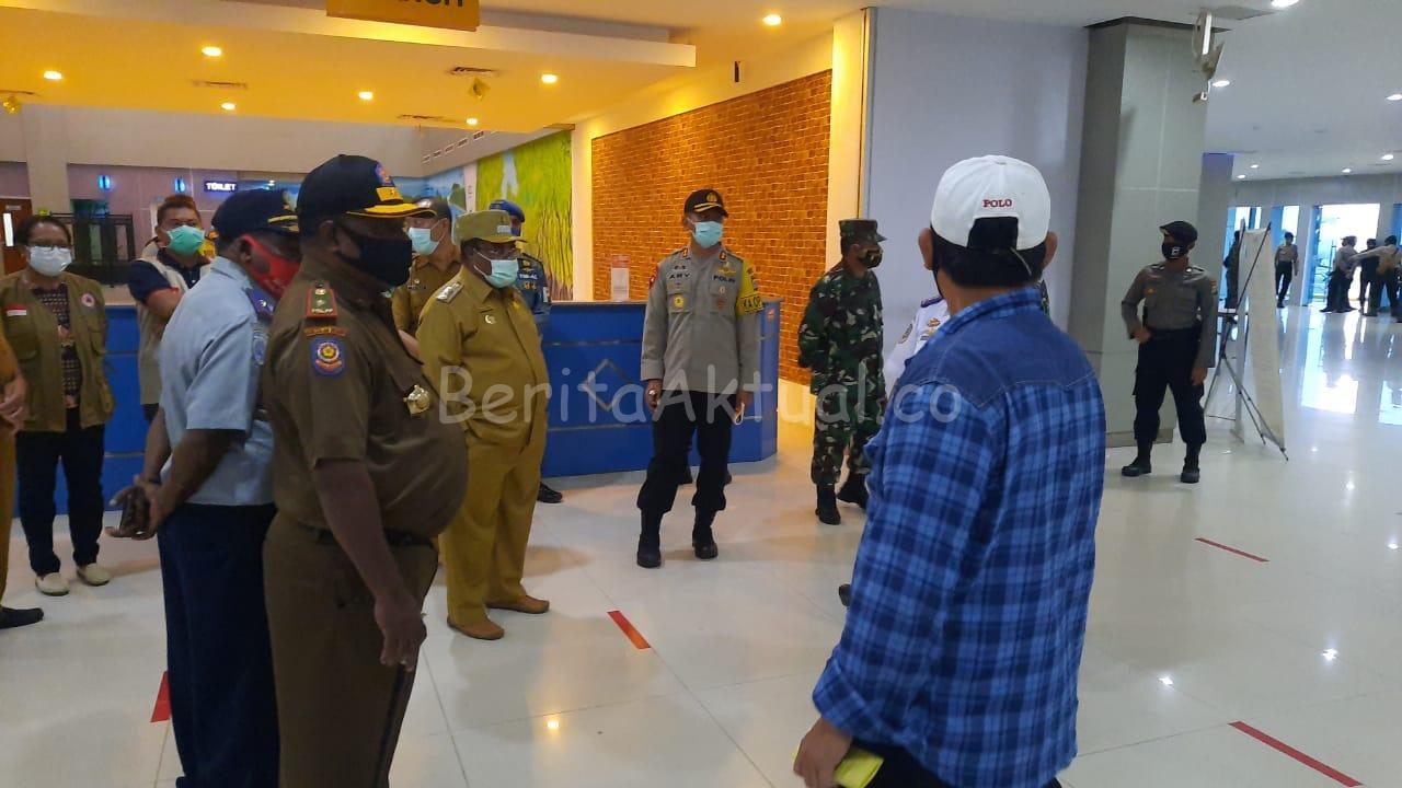New Normal, Penerbangan Masuk Bandara DEO Sorong Dibuka Hari ini 1 IMG 20200622 WA0009
