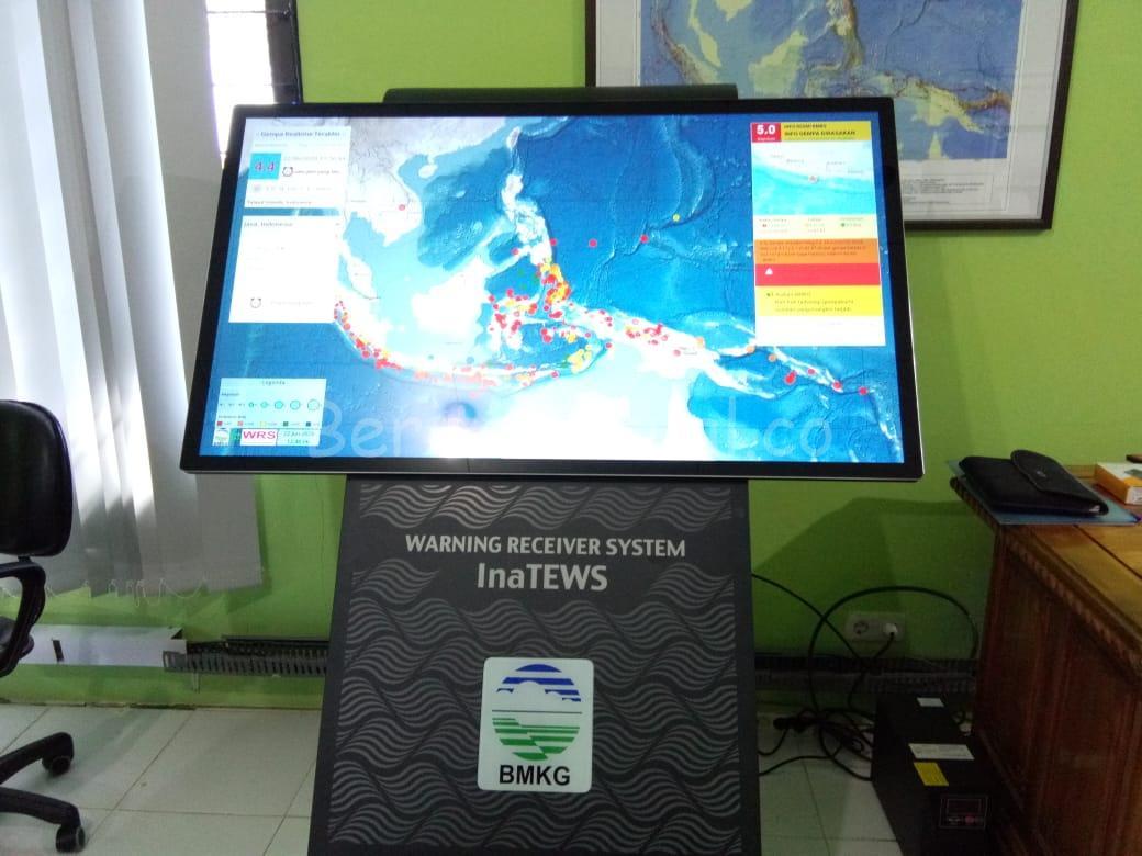 BMKG Sorong Akan Pasang Alat Deteksi Gempa Dan Tsunami di Lima Lokasi Papua Barat 1 IMG 20200622 WA0036