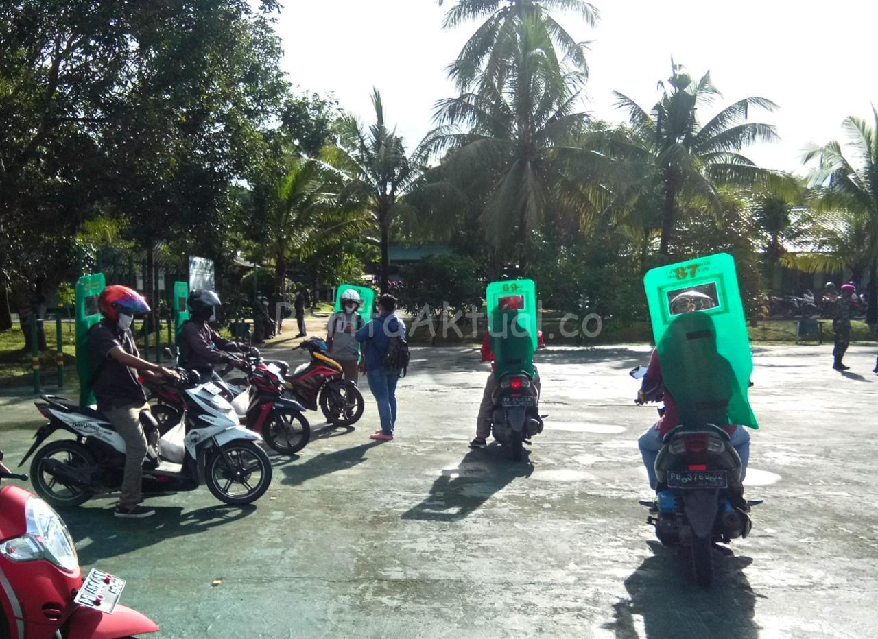 Tukang Ojek di Kota Sorong Dapat APD Dari Pangdam XVIII/Kasuari 4 IMG 20200624 WA0034