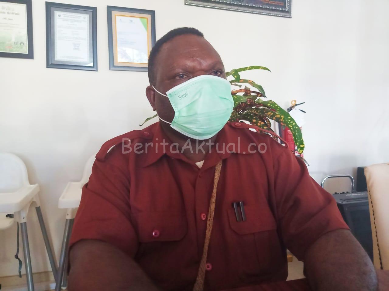 DPR Papua Barat Bentuk Pansus Awasi Dana Covid 197.8 Miliar 7 IMG 20200624 WA0036