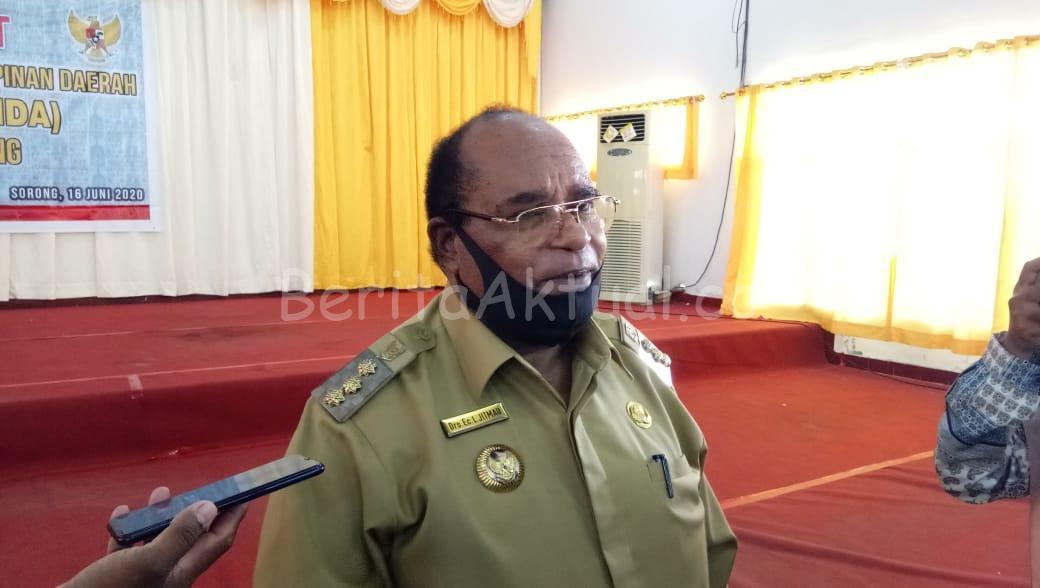 Walikota Sorong Sebut Ada Pungli di Pasar Remu, Akan Ditindak Tegas 23 IMG 20200625 WA0017