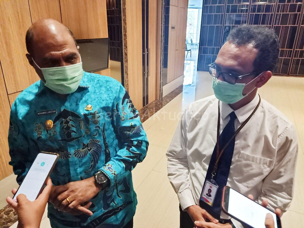 Wagub PB: Kita di Papua Barat Kurang Pasokan Bawang Merah Dan Bawang Putih 4 IMG 20200625 WA0019