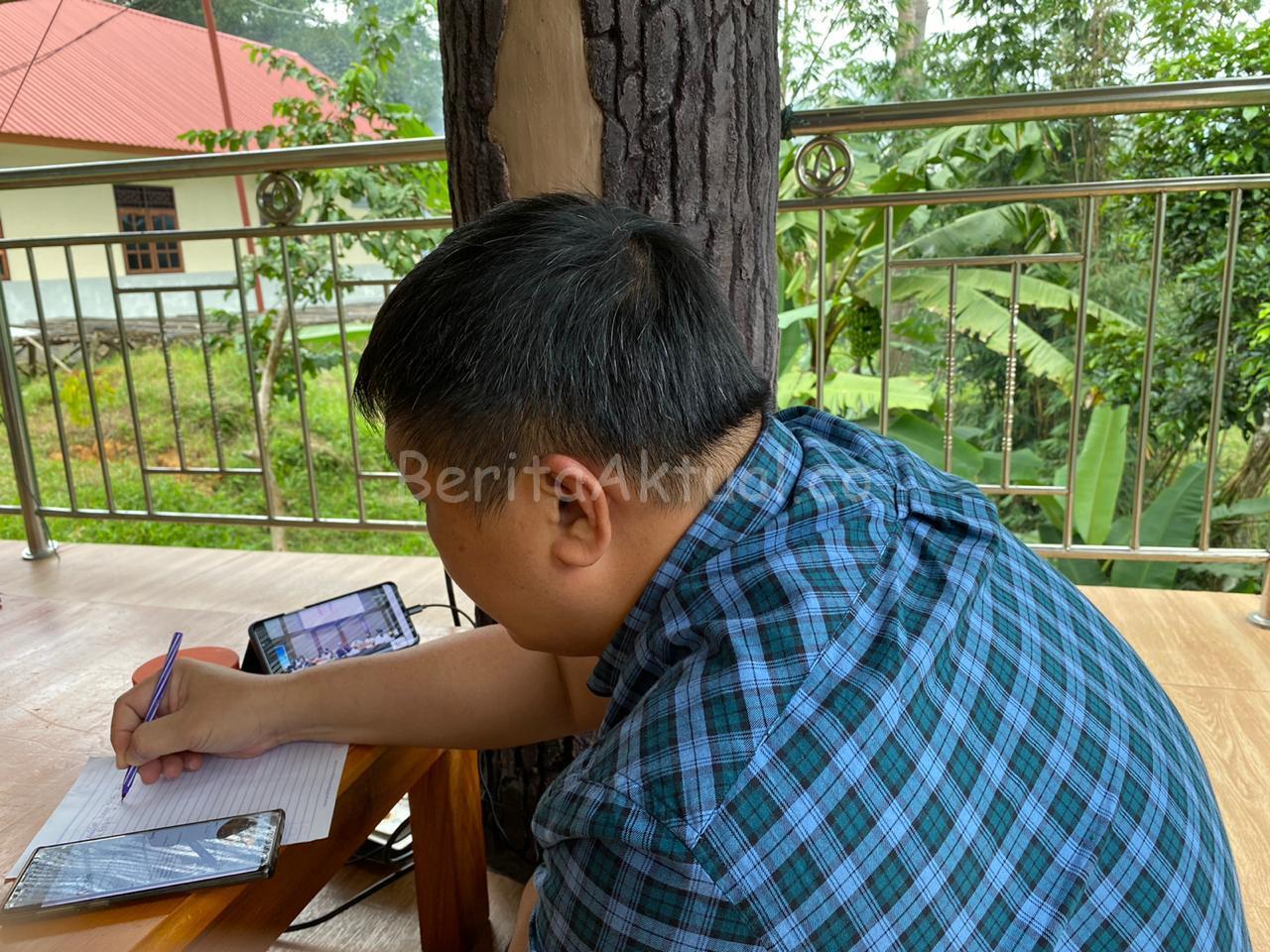 Tegas Rico Sia, Harga Mati Pembangunan Smelter Harus di Tanah Papua 1 IMG 20200630 WA0093