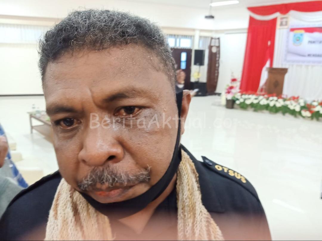 Ketua MRPB Tolak Menandatangani Hasil Seleksi DPR Jalur Otsus 1 20200708 000100