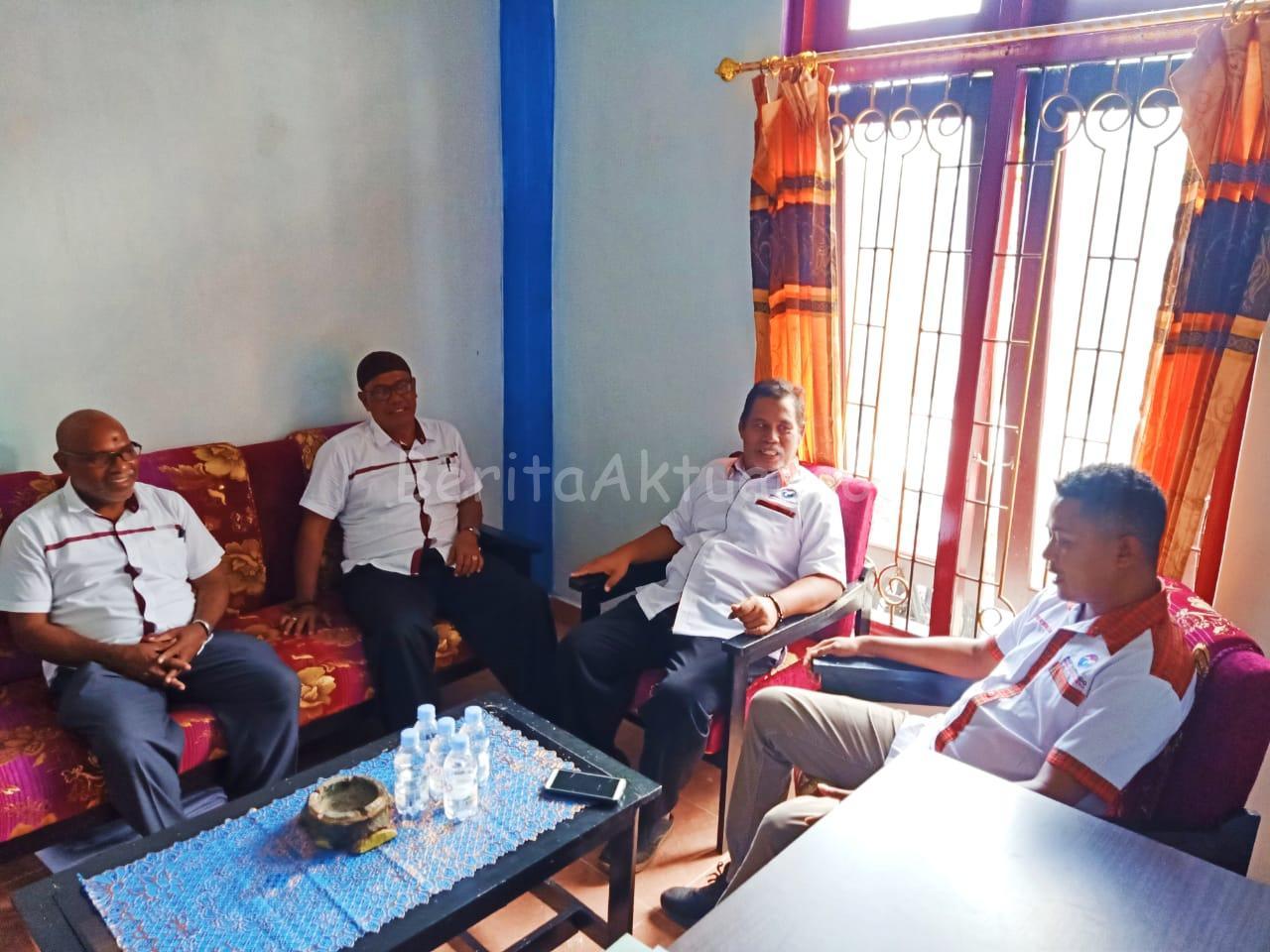 Siap Maju Pilkada 2020, Pasangan BW Mendaftar di DPD Perindo Manokwari 24 IMG 20200708 WA0039